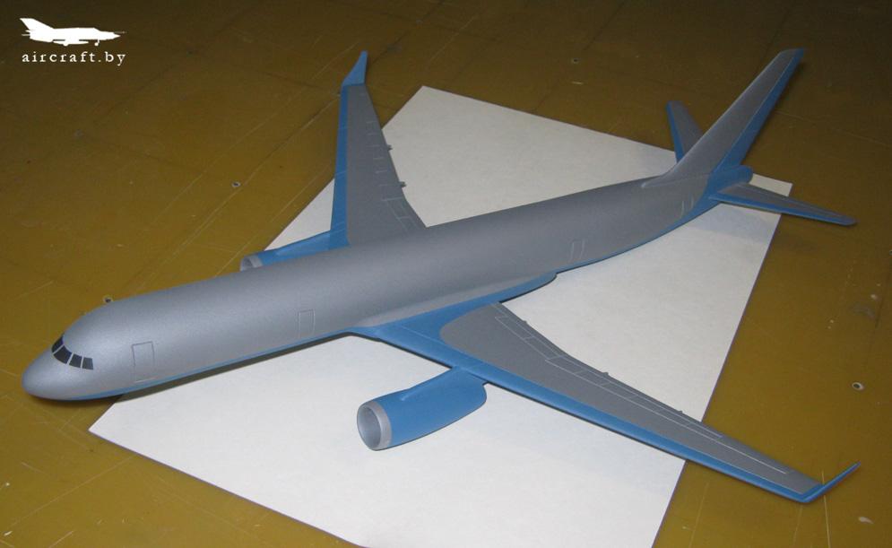 Как сделать модель самолёт своими руками 254